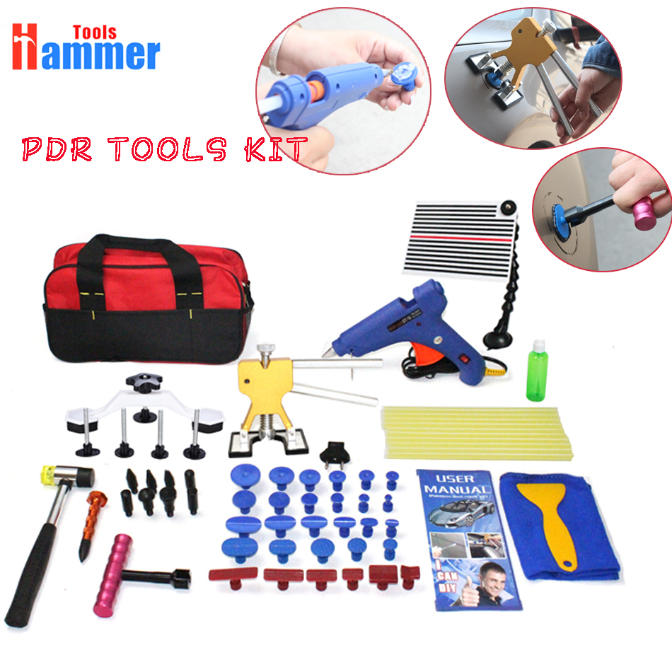 PDR Paintless Dent Puller Glue Removal Tools Repair dent lifter Line Board free shipping glue puller pdr tools dent lifter paintless dent repair hail removal free shipping