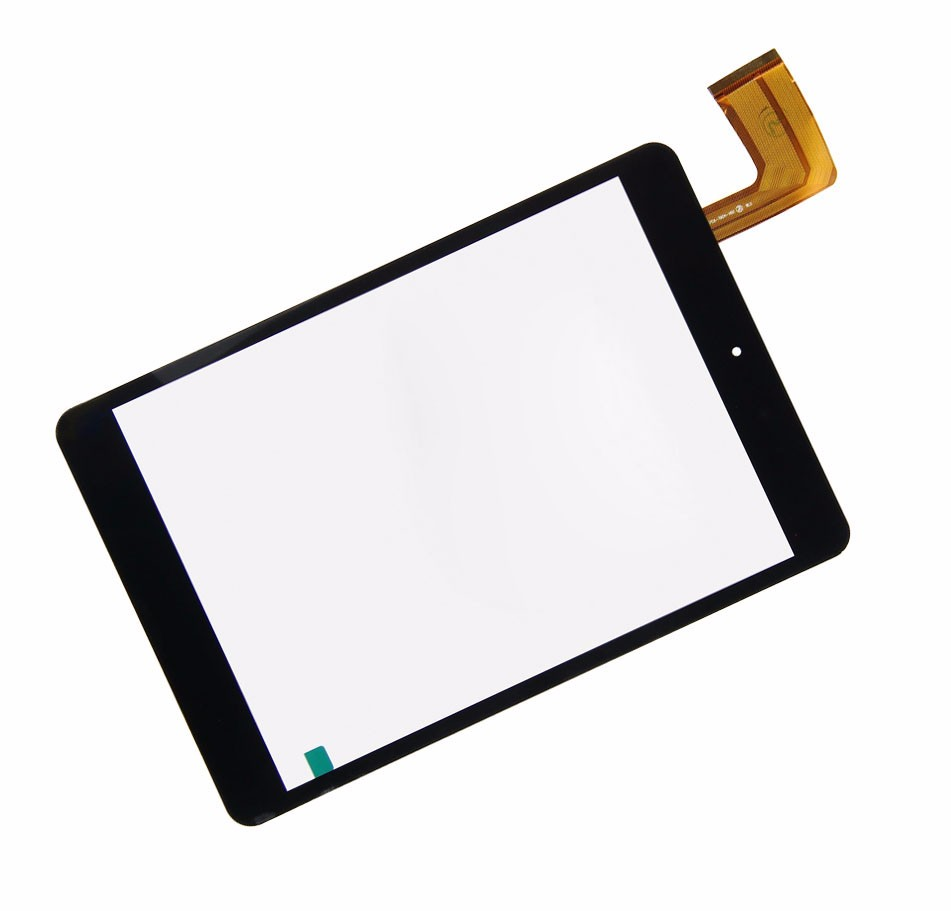 New 7.85 Inch Touch Screen Digitizer Panel for Explay Trend 3G / Turbopad 704 / ICOO iCou Fatty 3G 7.85 tablet pc Black