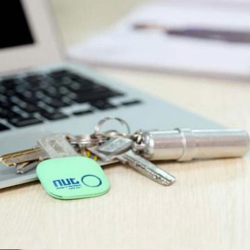 Nut 2 Smart Tag Bluetooth Tracker Anti-lost Pet Key GPS Finder Alarm Locator Val