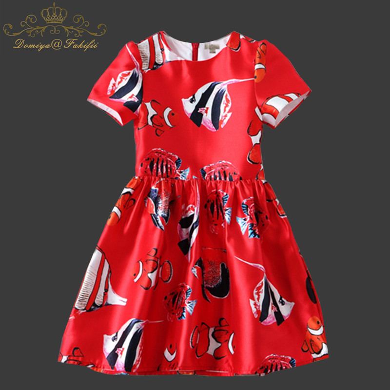 Baby Girl Dress 2018 Fashion Summer Children Floral Dresses With Crystal Kids Princess Summer Dress For Girls Children Clothing блуза trucco trucco tr030ewaunc8