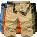 2016 новые марка мужчины шорты новый летний мужская повседневная шорты тонкий тонкий Корейских мужские хлопчатобумажные брюки мужчины шорты