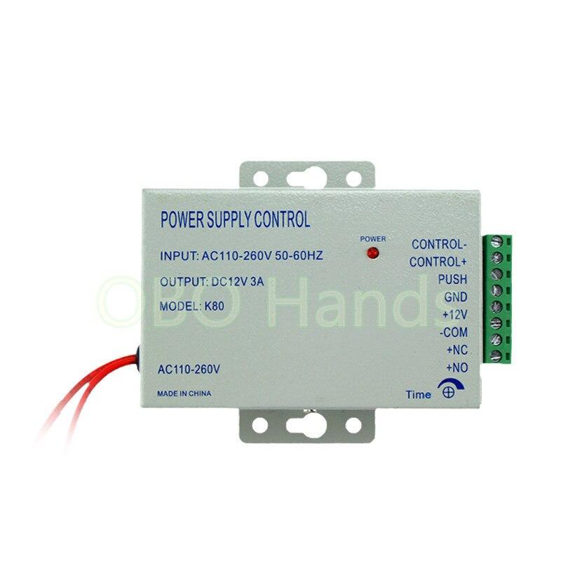 Elektrische Türschloss Stabile DC12V/3A Tür Maschine Gewidmet Stromversorgung/Miniatur-leistungsrelais/Elektroschloss Power/Zutrittskontrollsystem