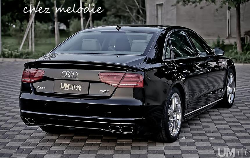 Buy Audi Spoiler S8 And Get Free Shipping On Aliexpress