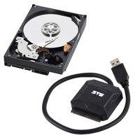 USB3 0 TO 22PIN SATA 3 0 Female 2 5inch 6Gb Hard Disk Drive HDD SSD