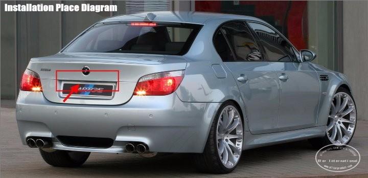 BMW 5 M5 E39 E60 E61