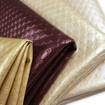 Новое поступление метр искусственная кожа ткань мягкая сумка кожа для шитья, искусственная кожа для DIY сумка материал,