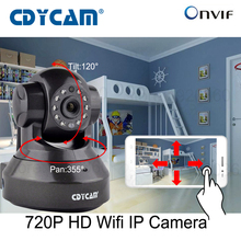CDYCAM Home Security IP Camera Wireless Mini IP Camera Surveillance Camera Wifi 720P Night Vision CCTV Camera Baby Monitor