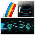 3M X2cm Reflective Strip Stickers Trim  3M Tape Motorcycle Car Truck Universal Used Sticker Car styling