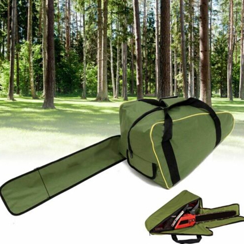 Universal Logging Saw Carrying Bag 12 / 14 / 16 / 18 / 20 / 22 Inch Portable Chainsaw Storage Bag Protective Holdall Holder Box