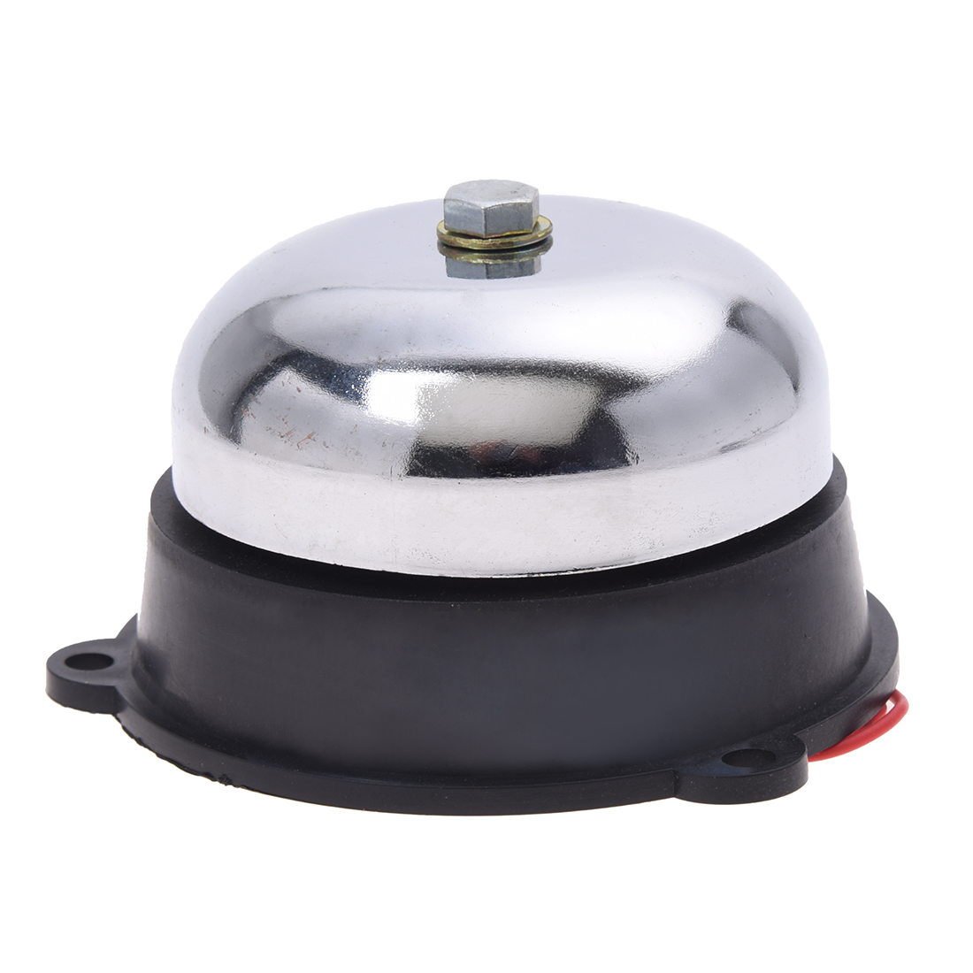 MOOL School Factory Fire Alarm Safety Electric Bell 75mm AC 110V UC4-75 engineering hotel fire alarm police bell fire fire bell 220v 4 inch suit