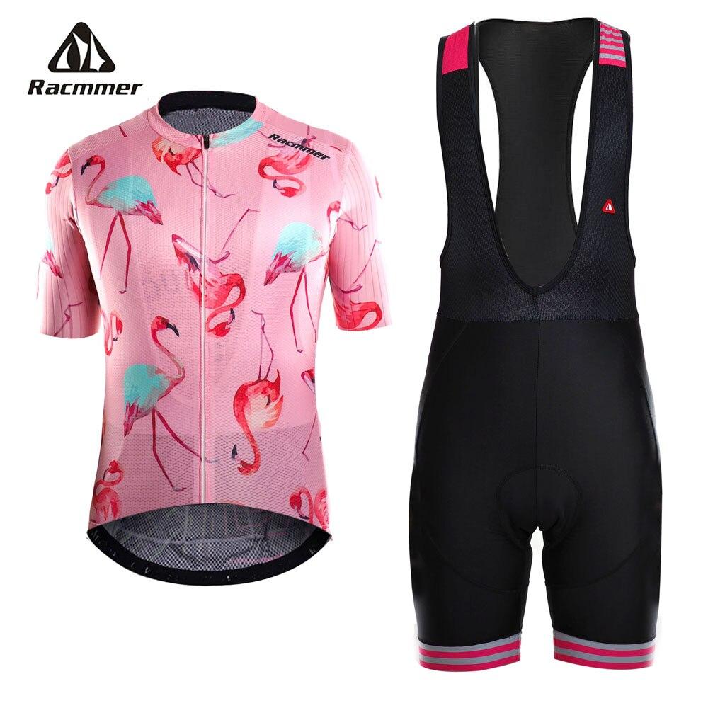 Racmmer 2018 Estate PRO FORMA AERO Cycling Jersey Set Abbigliamento Vestiti Della Bicicletta Wear Maglia Corta Ropa ciclismo Uomini Ciclismo Set