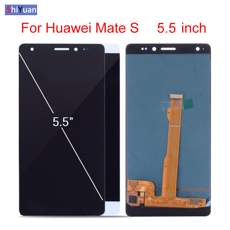 5.5 Per HUAWEI Mate S Compagni Display LCD Touch Screen Digitizer Assembly Parti di Ricambio CRR-L09 CRR-TL00 CRR-UL20 Display5.5 Per HUAWEI Mate S Compagni Display LCD Touch Screen Digitizer Assembly Parti di Ricambio CRR-L09 CRR-TL00 CRR-UL20 Display