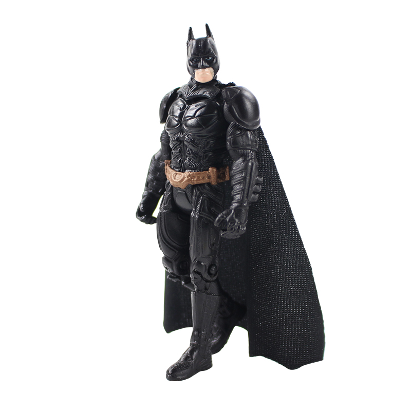 Boys Favourite Toys Batman Action Figure Joint Moveable Various Pose Marvel Super Heroes Avengers Figure Kids Toy 8CM