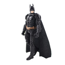 Meninos Favorito Brinquedos Batman Action Figure Joint Moveable Vários Pose Marvel Super Heroes Avengers Figura Toy Kids 8CM(China)