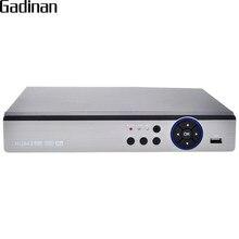 GADINAN 8Channel AHD 4M/Hybrid:4CH AHD 4M+4CH IP 4M ONVIF Network NVR 8CH AHD DVR XVR RS485 P2P for AHD/TVI/CVI/CVBS/IP 5 In 1