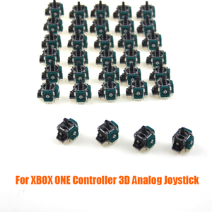 10pcs Replacement New Analog ALPS 3D Analog Joystick Stick Module For Xbox One Controller(China)