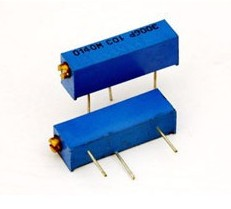 3006p-1-202lf 3362 p 202 2 k ohm trimpot trimmer potenziometri resistori variabili 3006p-1-202