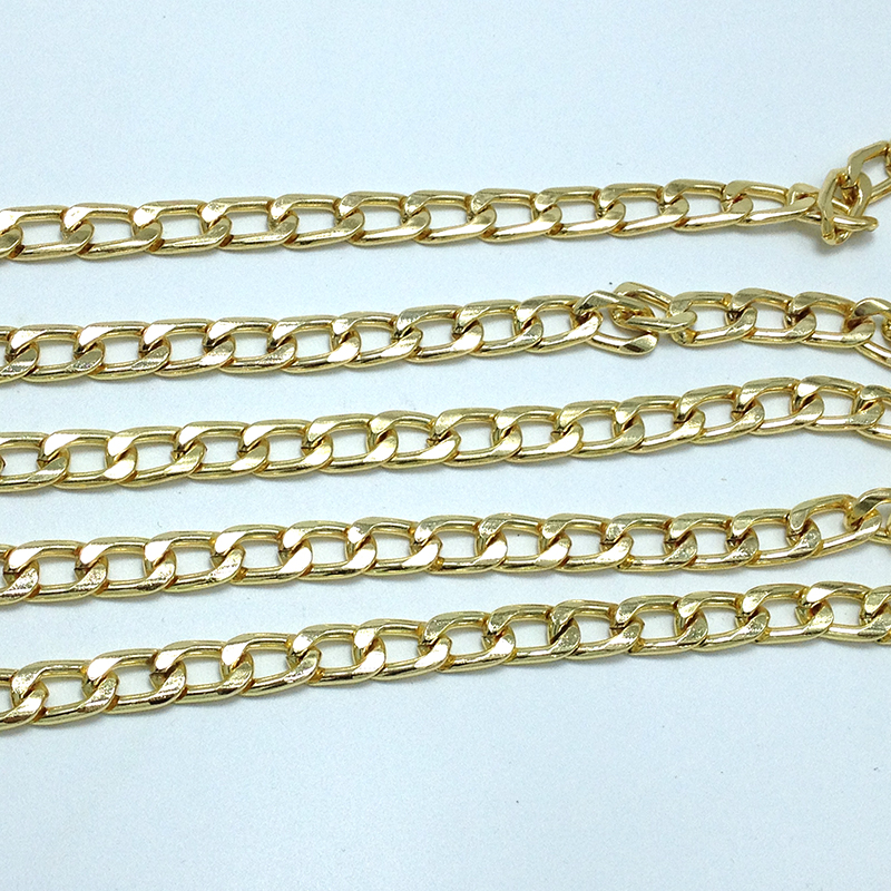 10 x 16 mm Gold Purse Chain,Purse Replacement Chains,Purse Chain Strap ...