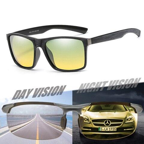 Polarized Sunglasses men Protection Driving Goggles Drivers Night-vision Sunglasses Anti-shock Sports Sunglasses UV400 Glasses Pakistan