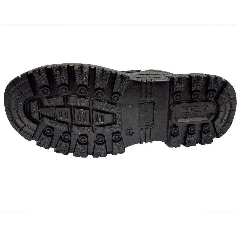 Couro Biqueira Grande 46 Segurança De Macio Sapatos 45 Solda Trabalho Respirável Tampas Ferramental Homens Aço Zapatos Boots Ankle Tamanho Placa Plataforma ZXqnwdxAA