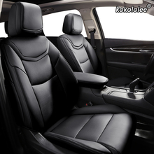 Kokololee Custom seggiolino auto Pelle copre Per BMW Serie 3/4 E46 E90 E91 E92 E93 F30 F31 F34 F35 G20 g21 F32 F33 F36
