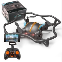 Mini Drone Altitude Hold RC Quadcopter F-19W Wifi FPV 480P Camera Selfie Drone 0.3 M Aerial Real-time Photo Aircraft RC Toys