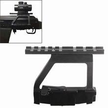 АК 74 рельсовое Боковое крепление quick qd style 20 мм съемный
