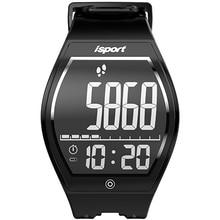 Фитнес-Шагомер Bluetooth Smart E-ink дисплей носимые здоровье на открытом воздухе спортивные часы