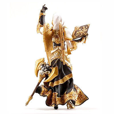 New Human Priestess Action Figure wow collection Model Toy 2