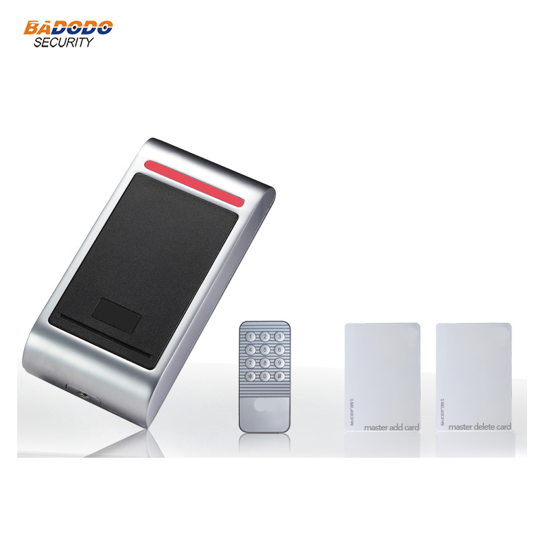 10000 cards users Capacity Metal standalone Access Controller M2 Waterproof IP68 outdoor used ID EM card