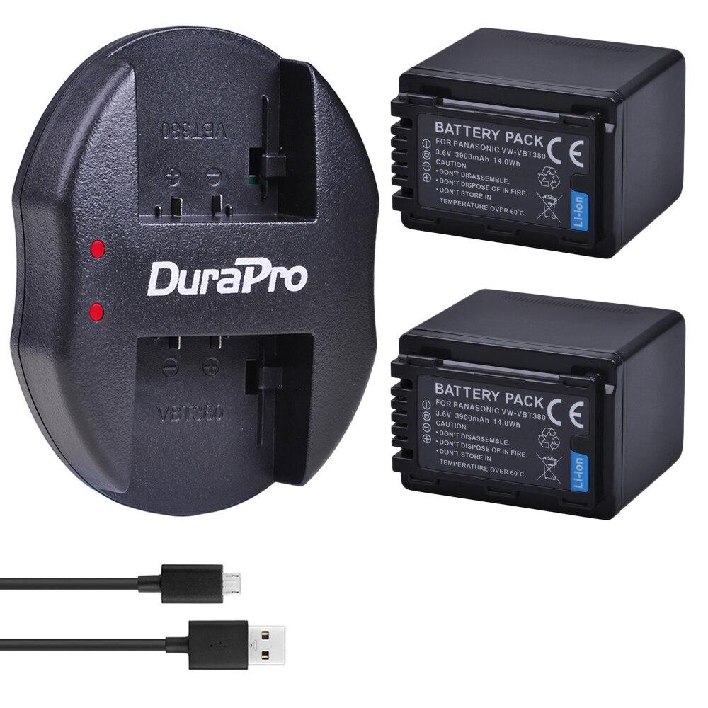 2X 3900mAh VW-VBT380 VW VBT380 VBT190 Battery + USB Charger for Panasonic HC-VXF999,HC-VXF990,HC-VX870,HC-VX989,HC-WXF1G,VXF1GK,2X 3900mAh VW-VBT380 VW VBT380 VBT190 Battery + USB Charger for Panasonic HC-VXF999,HC-VXF990,HC-VX870,HC-VX989,HC-WXF1G,VXF1GK,
