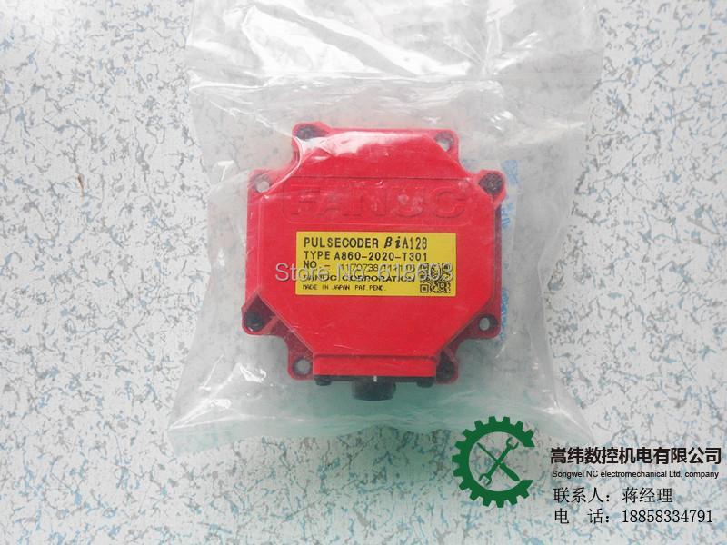 A860-2020-T301  Beta 128 iA  fanuc pulse coder cnc controller servo motor encoder cnc control amp beta isv 20 fanuc servo amplifier a06b 6132 h002