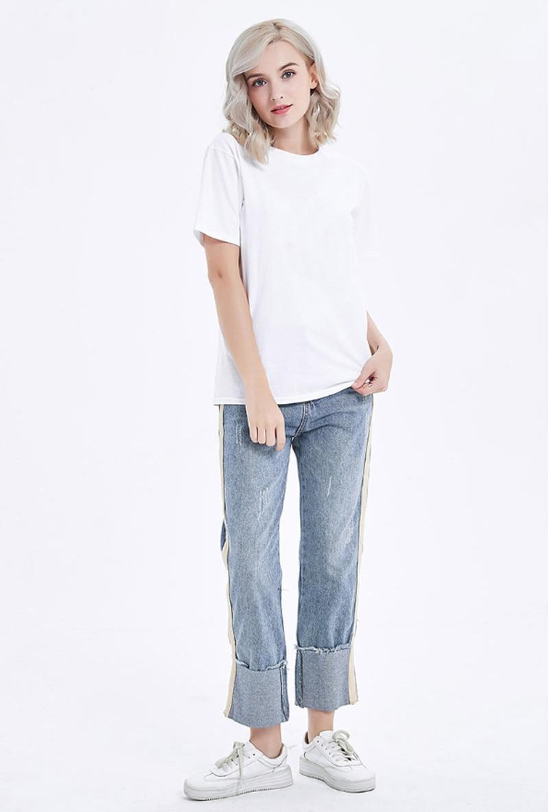 female version tee model 2