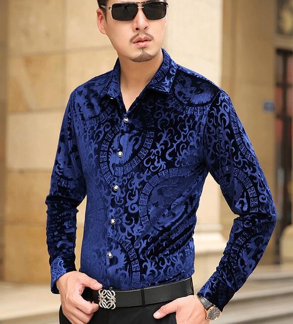Asian mens shirts