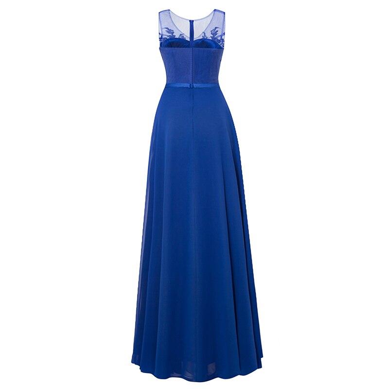 Tanpell μακρύ φόρεμα βραδιού σκουλαρίκια - Ειδικές φορέματα περίπτωσης - Φωτογραφία 2