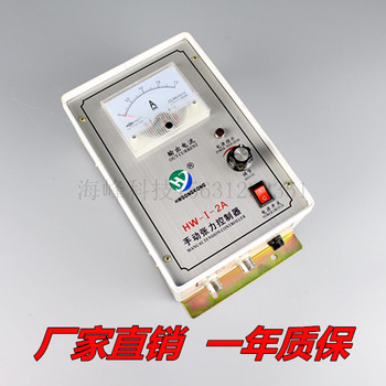 2A pointer type manual tension controller / magnetic powder tension meter / manual tension controller tension meter фото