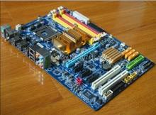 P45 placa base para placa base Gigabyte GA-EP45-DS3L LGA775 DDR2 16G Usado original