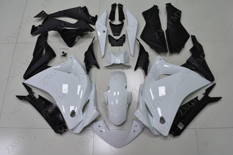 Bodywork CBR 250 RR 2011 2014 White Black Fairings for Honda Cbr250rr 11 12 Bodywork CBR250 RR 2013