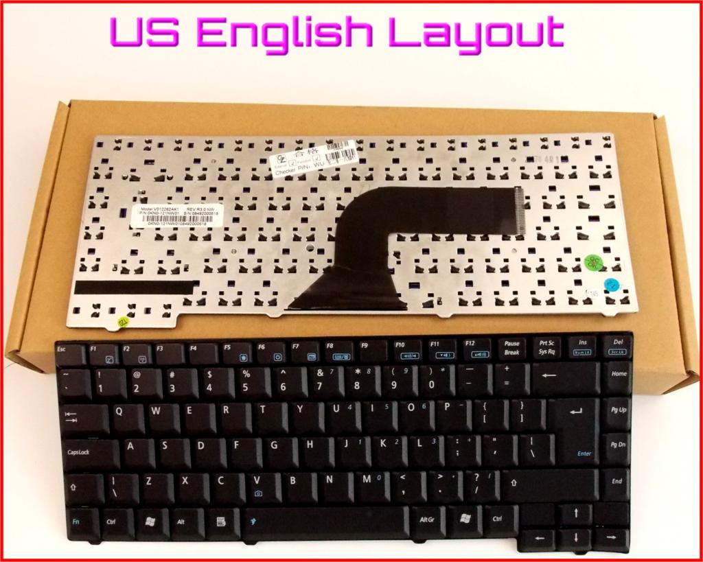 Neue tastatur us english version für asus a7t a7vb a7vc f5m f5r...