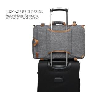 Image 5 - Multi functional Backpack Men Laptop Bag 17.3 Inch For Macbook Pro 15 Laptop Briefcase Travel Bag Laptop Bag 15.6 Inch