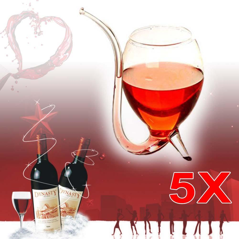 Aliexpress.com : Buy 5x 300ml Red Wine Drink Sipper Cup