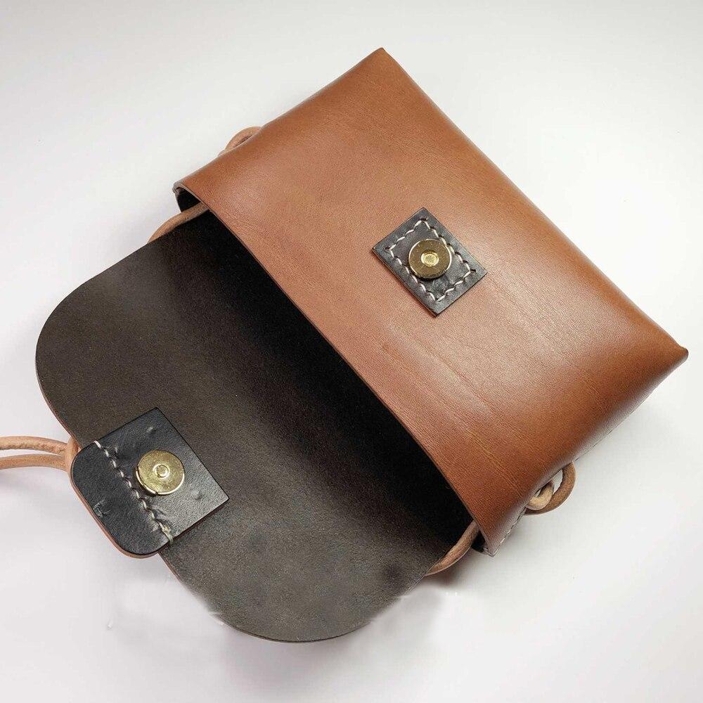 DIY leather craft women shoulder bag die cutting knife mould hand machine punch tool set 170x110x40