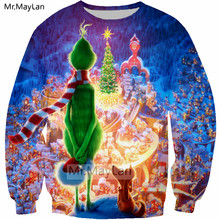 Buy The Grinch Clothes And Get Free Shipping On Aliexpress Com