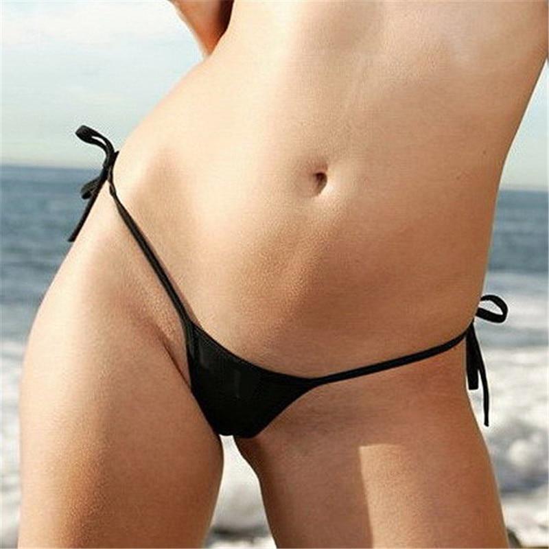 Мини трусики для моря секс фото