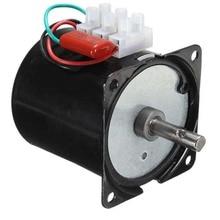 Синхронный электродвигатель 220 В 14 Вт 2,5 100 об/мин, низкий уровень шума, коробка передач, электрический мотор для барбекю, высокий крутящий момент, низкоскоростной синхронный двигатель переменного тока
