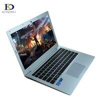 Модные Бизнес Стиль 13,3 дюймов ноутбука Тетрадь ПК для Intel Core i5 7200U 8 ГБ памяти Беспроводной Тетрадь Тип C