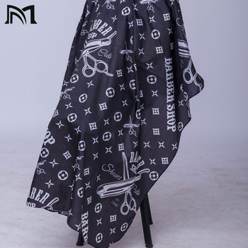 Hairdresser Capes Professional Cutting Hair Waterproof Cloth Salon Barber Gown Cape Hairdressing Hairdresser Cape for Adult pro salon hairdressing cape hairdresser hair cutting gown barber cape hairdresser cape gown cloth waterproof hair cloth d1