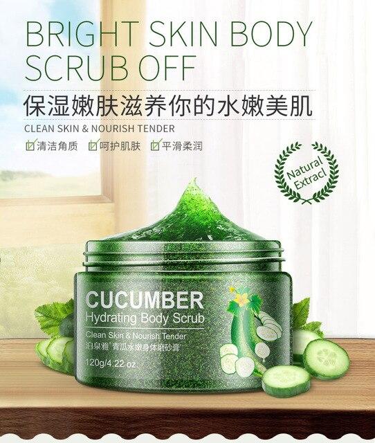 Emporiaz Natural Cucumber hydration Skin Care Facial Scrubs & Polishes