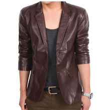 Watch ! Cheap fashion leather jackets and coats the mens style new arrival clothing design luxury brand personalized 1