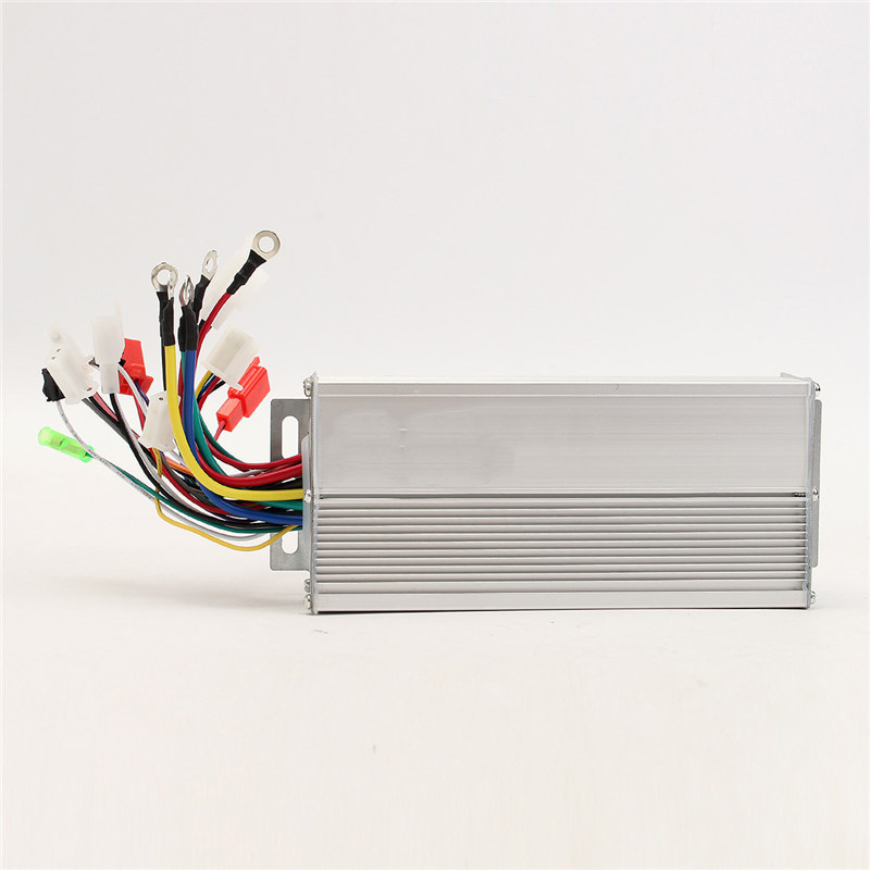 1PC New 48V~64V 800W 38A Electric Bicycle E bike Scooter Brushless DC Motor Speed Controller 180 x 80 x 40 mm Electronics Stocks